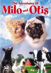 Milo & otis 10th anniversary-adv of (dvd/p&s/dss/eng-fr-sub/sp-both) D50149D
