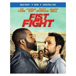 Fist fight (blu-ray/dvd/digital hd/ultraviolet) BRN633522