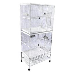 a-e-cages-ae-13221-2b-double-stack-flight-cage-black-2nnubysyb0uibes0