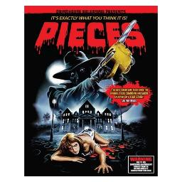 Pieces (blu ray) (eng & span w/eng sub/ws/1.66:1 dts-hd/3discs) BRBOS014