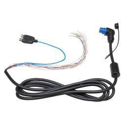 Garmin right angle nmea 0183 w/ audio cable - 7'