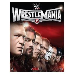 WWE-WRESTLEMANIA 31 (BLU RAY/FF/2 DISC) 651191954032