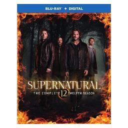 Supernatural-complete 12th season (blu-ray/4 disc) BR633680