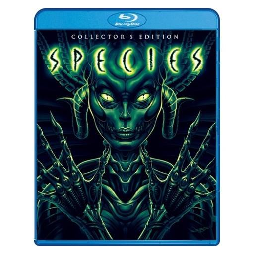 Species (blu-ray/collectors edition/ws 2.35/2 disc) 2TQK8RLIFBROHYMD