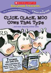Click clack moo-cows that type & more fun on the farm (dvd/3pk)