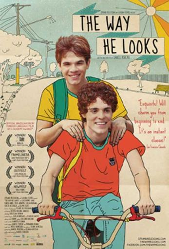 The Way He Looks Movie Poster (11 x 17) 4TZMBWIN6WOF6RSZ