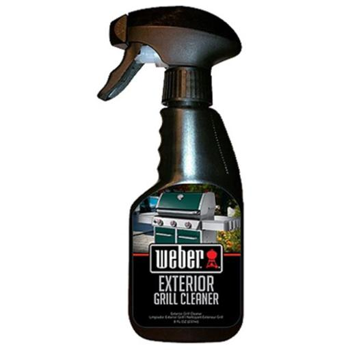 Bryson Industries W66 8 oz. Exterior Grill Cleaner