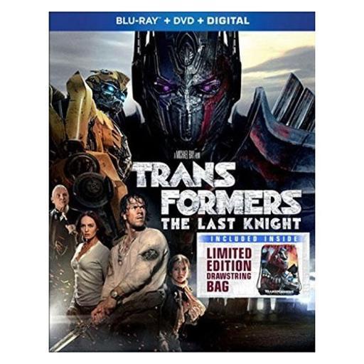 Gwp-transformers-last knight (blu ray/dvd combo) DOUGI7YQCMBWJA4J