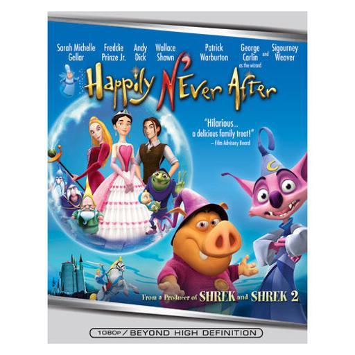 Happily never after (blu ray) (ws/eng/eng sub/span/span sub/5.1) 1293037