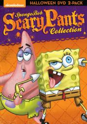 Spongebob squarepants-spongebob scarypants collection (dvd/2 discs) D59163736D