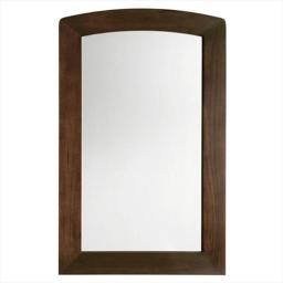 American Standard 9630.101.316 Jefferson 35.5 in. x 22 in. Mirror in Autumn Cherry