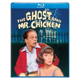 Ghost & mr chicken (blu ray) BR61180989
