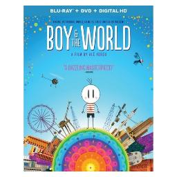 Boy & the world (blu ray/dvd w/digital hd) BR61179632
