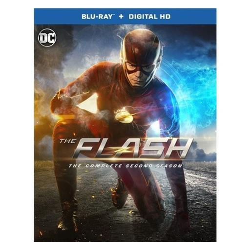 Flash-complete season 2 (blu-ray/ultra violet/4 disc) 3J53KAONMC2PWT9G