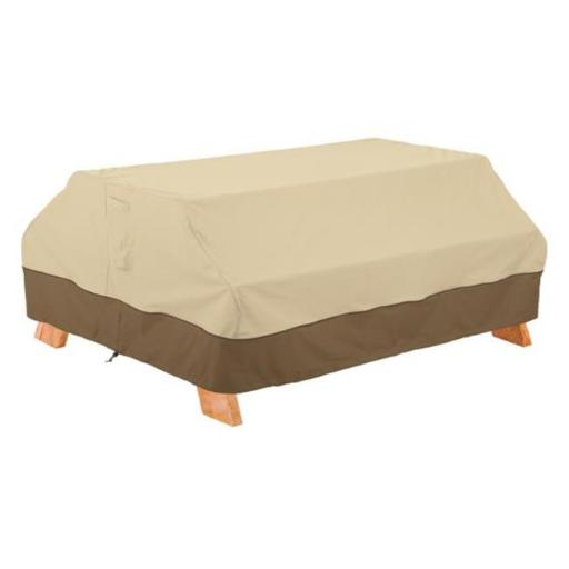 Medium Picnic Table Cover, Pebble