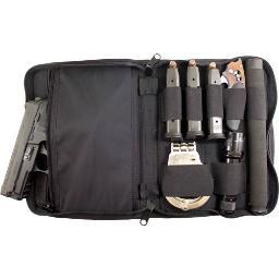 Desantis m32bjzzz0 desantis miles-hi case holds gun 5 mags ammo knife