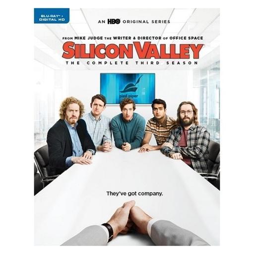 Silicon valley-complete 3rd season (blu-ray/digital hd/2 disc) WOQ3XBDD5AHBXXX7