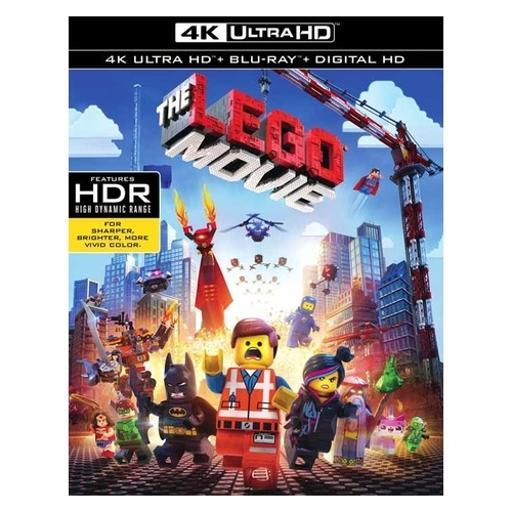 Lego movie (blu-ray/4k-uhd) 1316905