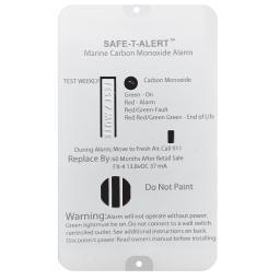 Safe t alert fx-4 carbon monoxide alarm