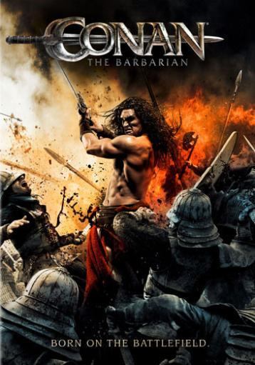 Conan the barbarian 2011 (dvd) 1291697