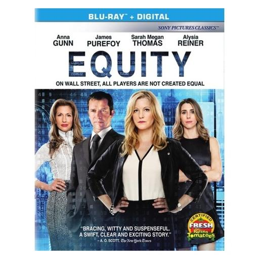 Equity (blu ray w/ultraviolet) S6RRFMI0NUAYX0WT