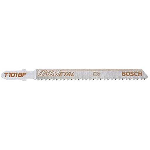 Bosch Power Tools 114-T101BF 4 Inch 10Tpi Bi-Metal Jig Saw Blade Bosch Shank