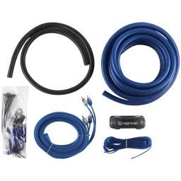 Raptor(r) r2ak0 bulk series r2 amp installation kit (1/0 gauge)