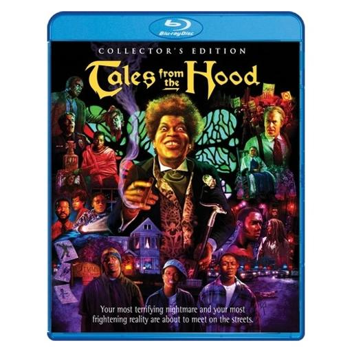 Tales from the hood (blu ray) (collectors edition/ws/1.85:1) RBDPYQG8C2XE7ART