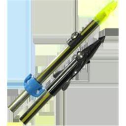 Cajun Archery 5256 Yellow Jacket Arrow With Piranha Point