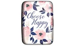 85191 lady jayne credit card case indigo leaf floral