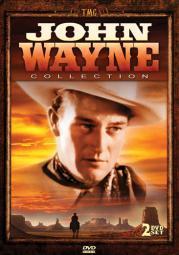 John wayne collection (dvd/2 discs/tin box)                   nla D68694D