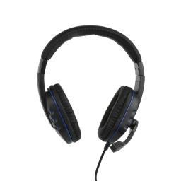 Lvlup lu731-blu artillery gaming headset (blue)