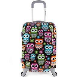 Rockland F151-OWL 13 x 10 x 20 in. Luggage - Owl