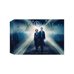 X-files-complete series boxset (blu-ray/36 disc) BR2327644