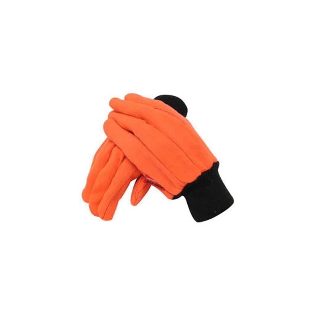Cordova 2880cdbfr workseries high visibility work gloves  orange