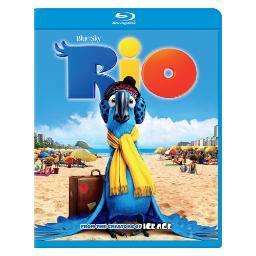 Rio (blu-ray/ws-2.40/eng-sp sub) BR2295029
