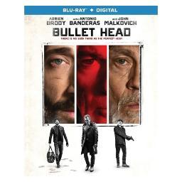 Bullet head (blu ray w/digital) (ws/eng/span sub/eng sdh/5.1 dts-hd) BR53689