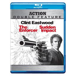 Enforcer/sudden impact (blu-ray/dbfe) BR124303