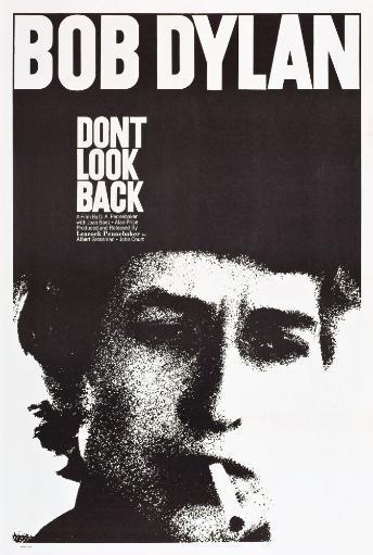 Don'T Look Back Bob Dylan 1967 Movie Poster Masterprint U9N0S46GH76NH1MQ