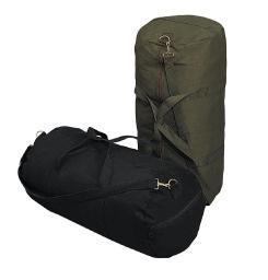 """Canvas 24"""" Canvas Shoulder Duffel Bag, Sports Duffle Bag"""
