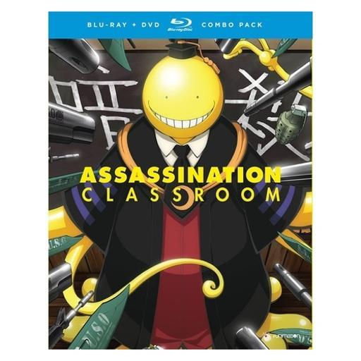 Assassination classroom-season 1 part 2 (blu-ray/dvd/4 disc) LKUAJNEQLOZNI2RT