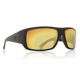 Dragon Alliance Vantage Sunglasses Black Frames Gold Ion Lenses DR VANTAGE 3