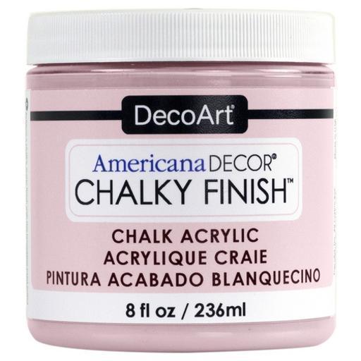 Deco Art Adc0536 Americana Decor Chalky Finish Paint 8Oz Innocence