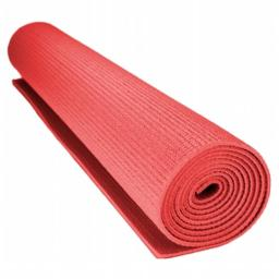Brybelly Holdings SYOG-074 0.125 in. Compact Yoga Mat with No-Slip Texture, Red