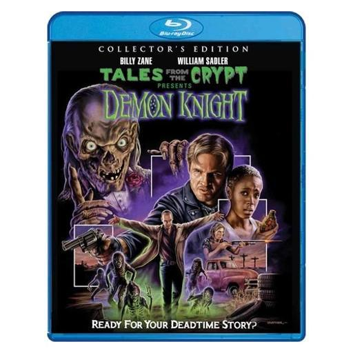 Tales from crypt presents-demon knight (blu ray/collectors editon) 6ULHYSVRTWYPP60N