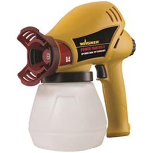 Wagner Spray Tech 3553321 Wagner Power Paint Sprayer, 5.4 Gph
