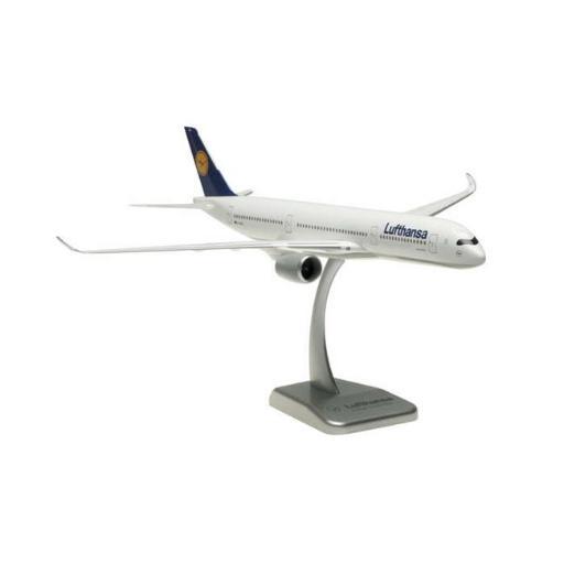 Hogan Wings HGLH37 Lufthansa A350-900 Aircraft 1-200 No Gear Registration No D-AIXA 71D52B5688AC8965