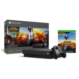 Xbox One X 1TB PLAYERUNKNOWN'S BATTLEGROUNDS Video Game Console Bundle