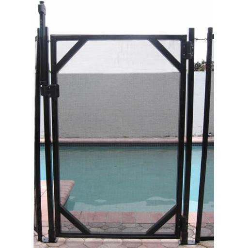 "NE187 WaterWarden Self Closing Safety Gate 5' by 30"" 35554A21B3E1CF13"