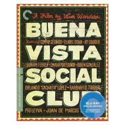 Buena vista social club (blu ray) (ws/1.77:1/5.1 surr dts-hd) BRCC2746